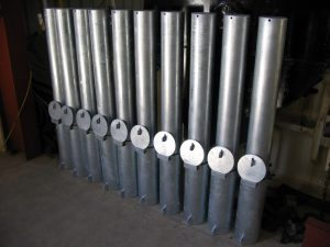 Heavy Duty Removable Bollards