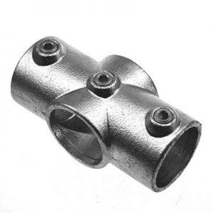 119 - 2 Socket Cross