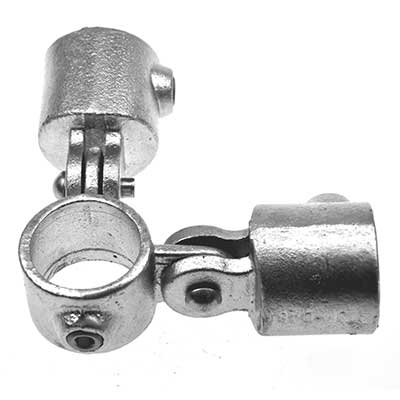 168 - Corner Swivel Assembly