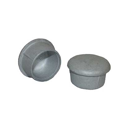 333 - Alloy End Cap