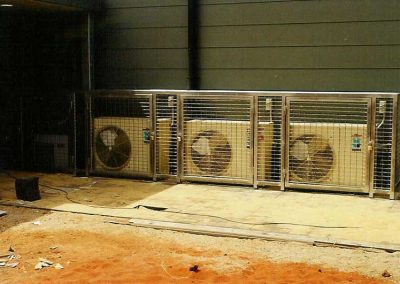 Airconditioner Cages