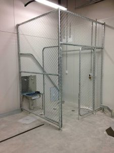 Cleaners Cage