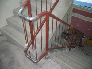 Handrail Finish