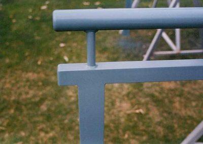 Handrail Finish