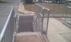 Interclamp Stairs