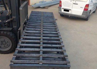 Truck Grates