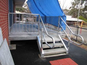 Welded Balustrade