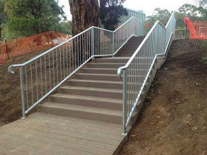 Balustrade Handrails