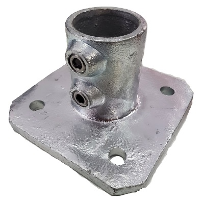 233 - Square Base Flange