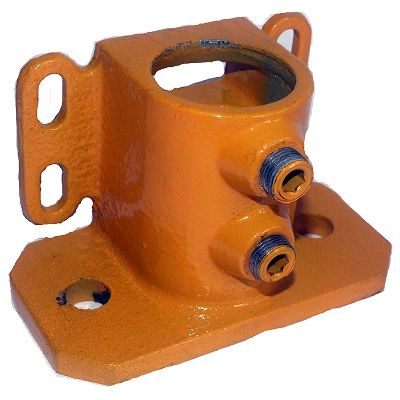 242 - Toeboard Flange (Powdercoated)